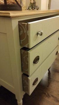 Vintage Dresser LilyPond Vintage