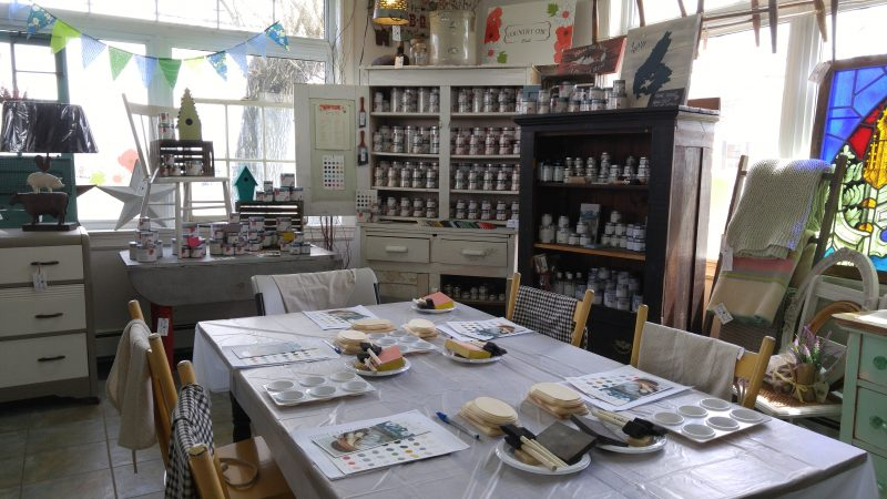 Furniture Paint Workshops
