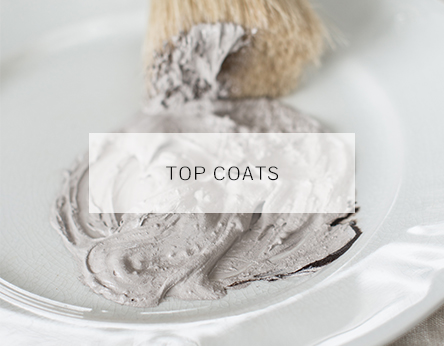 DIY Waxes, Topcoats